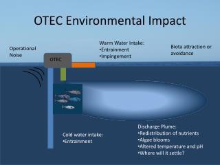OTEC Environmental Impact