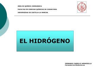 FERNANDO CARRILLO HERMOSILLA Fernando.Carrillouclm.es