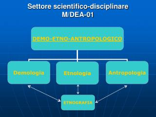 Settore scientifico-disciplinare M