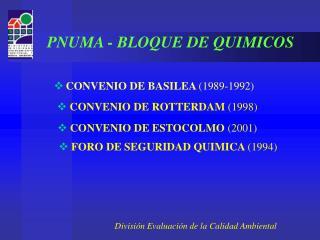 CONVENIO DE BASILEA 1989-1992