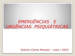 EMERG NCIAS   E  URG NCIAS  PSIQUI TRICAS