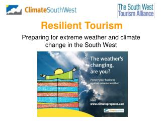 Resilient Tourism