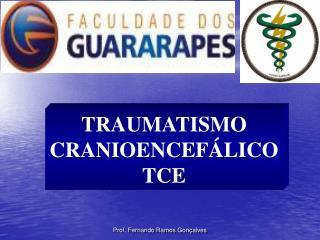 Prof. Fernando Ramos Gon alves