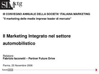 Parma, 25 Novembre 2006