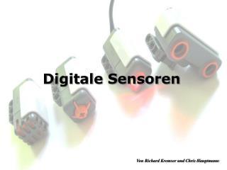 Digitale Sensoren