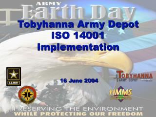 Tobyhanna Army Depot ISO 14001 Implementation