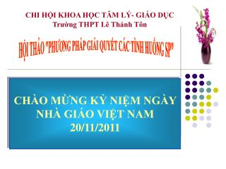 CH O MNG K NIM NG Y NH  GI O VIT NAM 20