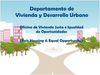 Departamento de  Vivienda y Desarrollo Urbano