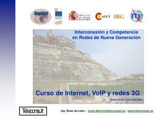 Interconexi n y Competencia  en Redes de Nueva Generaci n