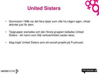 United Sisters