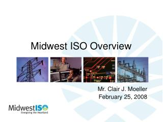 Midwest ISO Overview