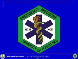 Rol del Director M dico de la Sala  de Emergencia