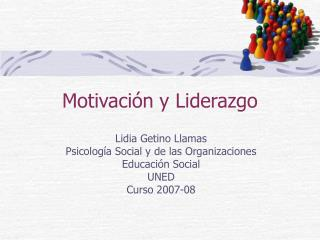 Motivaci n y Liderazgo