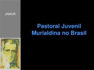 DIRETRIZES GERAIS DA JAM  Pastoral Juvenil Murialdina no Brasil