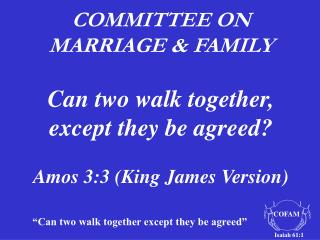 SET THE CAPTIVES FREE OUTREACH CENTER MARRIED PEOPLE