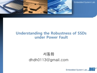 SSD1: Introduction to Information Systems