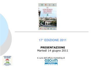 17  EDIZIONE 2011