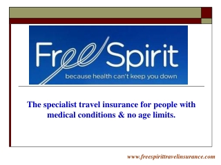 Medical Conditions Travel Insurance