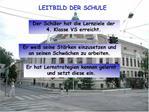 LEITBILD DER SCHULE