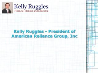 Kelly C. Ruggles - Financial Advisor