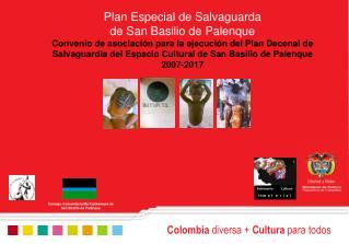 Colombia diversa  Cultura para todos