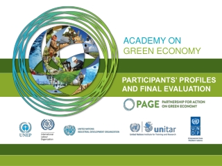 Sustainable Development and Green Jobs: an overview