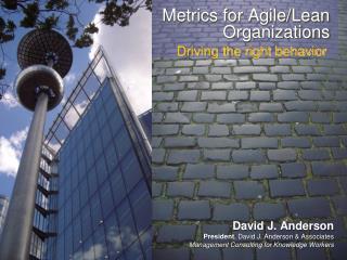 Metrics for Agile