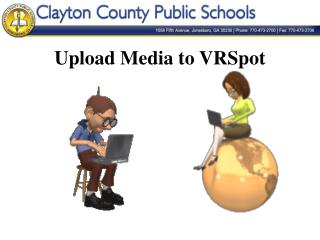 Upload Media to VRSpot
