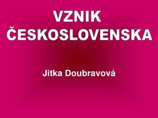 Jitka Doubravov