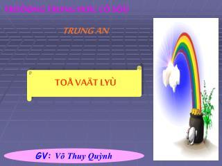TR   NG TRUNG HO C C  S    TRUNG AN
