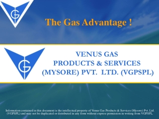 Gas Management Systems