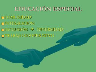 EDUCACI N ESPECIAL