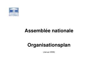 Assembl e nationale