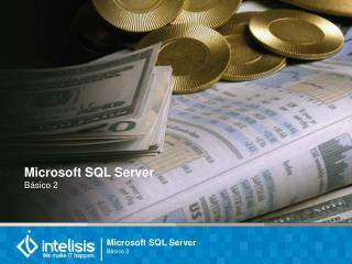 Microsoft SQL Server B sico 2