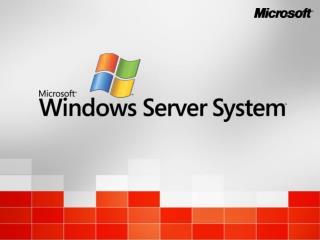 Introducci n a Microsoft SQL Server 2000 Reporting Services