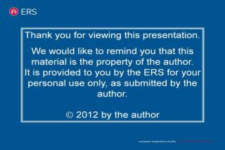 Thank you for viewing this presentation. We would like to remind you that this material is the property of the author. I