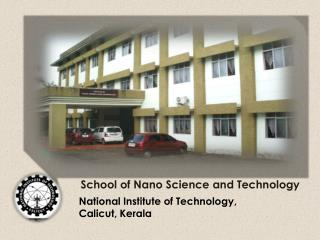National Institute of Technology,  Calicut, Kerala
