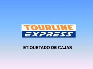ETIQUETADO DE CAJAS