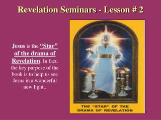 Revelation Seminars - Lesson  2