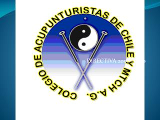 DIRECTIVA 2008 - 2010