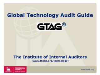 Global Technology Audit Guide