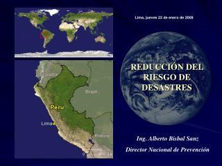 REDUCCI N DEL RIESGO DE DESASTRES