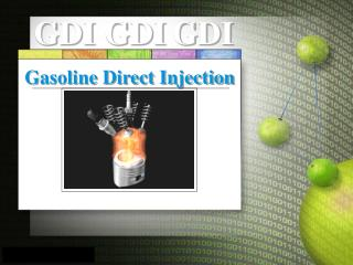 Gasoline Direct Injection
