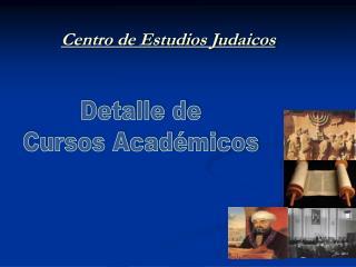 Centro de Estudios Judaicos