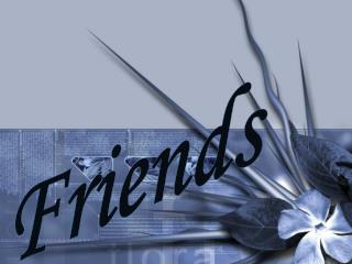 Friends are a part of  our life