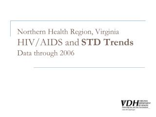 Northern Health Region, Virginia HIV