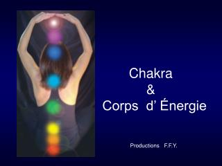 Chakra      Corps  d   nergie