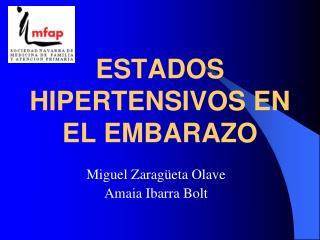 Miguel Zarag eta Olave Amaia Ibarra Bolt