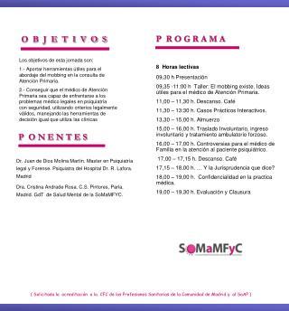 Solicitada la  acreditaci n  a la  CFC de las Profesiones Sanitarias de la Comunidad de Madrid y  al SaAP