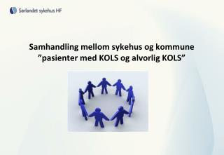 Samhandling mellom sykehus og kommune   pasienter med KOLS og alvorlig KOLS